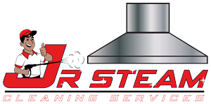 JR Steam Cleaning Services Logo